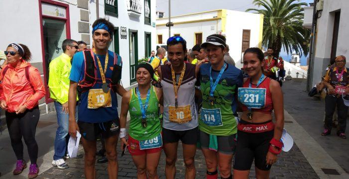 Yoel de Paz y Ana Martín vencedores de la I edición de la Bimbache Trail