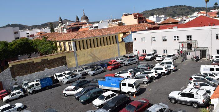 Acondicionan el depósito de La Higuerita para albergar hasta 180 coches