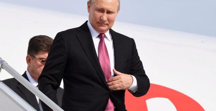 El control y el poder, las claves del liderazgo ruso