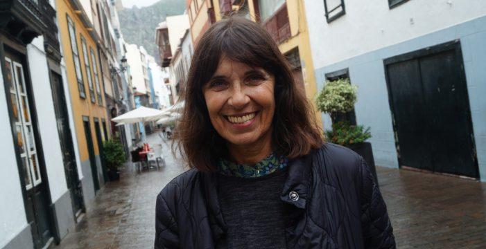 """Juana Pérez: """"La democracia necesita de las humanidades para tener criterio al votar"""""""