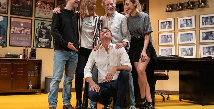 El Teatro Guimerá acoge el estreno nacional de la obra 'Trigo sucio'