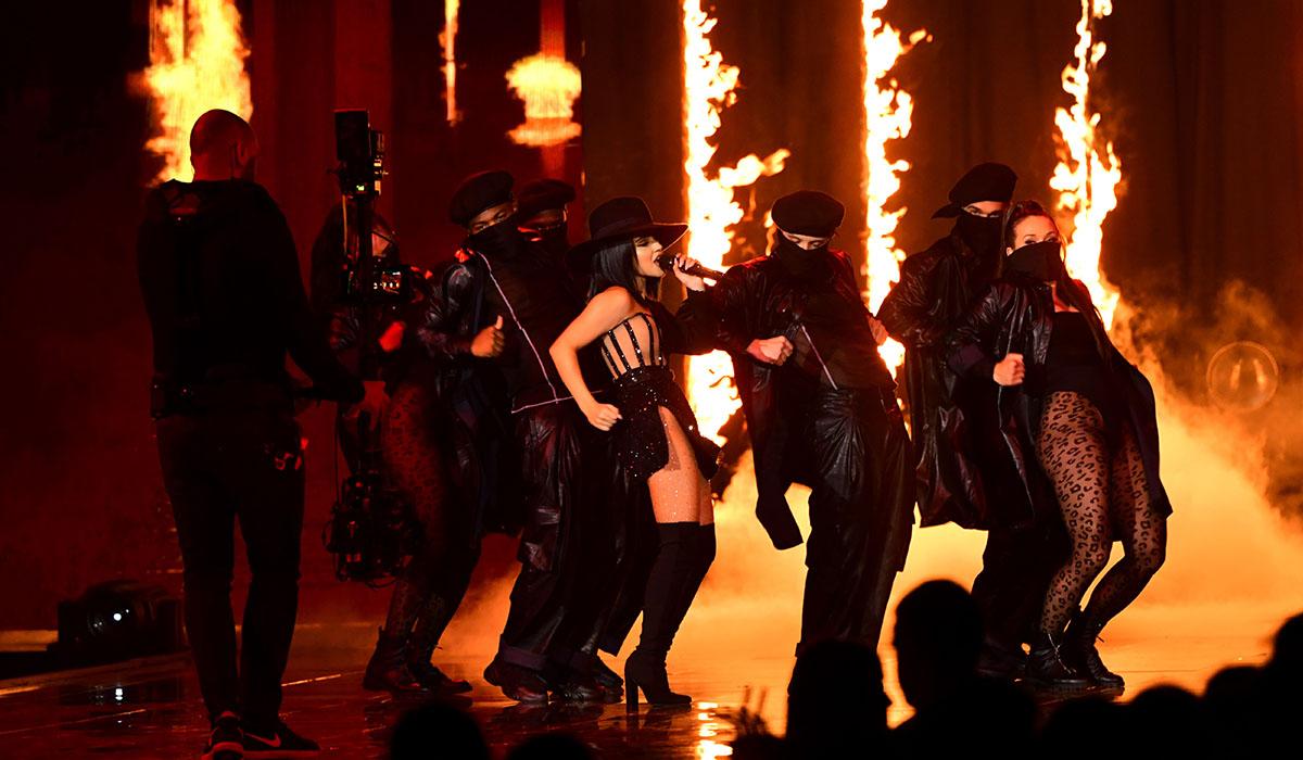 Los MTV EMAs enloquecen Sevilla: desde Green Day y Liam Gallagher a Rosalía y Becky G. | EUROPA PRESS
