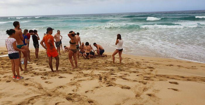 Fallece ahogado un hombre en la Playa de Cofete, en Fuerteventura