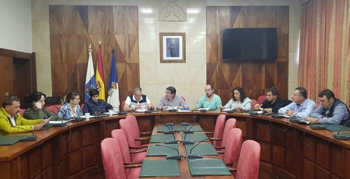 La agricultura y la ganadería, prioridad en la agenda del Cabildo y de los 14 alcaldes palmeros