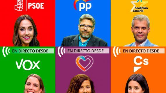 DIARIO DE AVISOS realiza el mayor despliegue multimedia de la jornada electoral