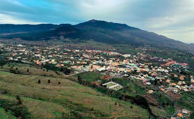 Encuentran el cuerpo sin vida de una anciana, en una calle de El Paso, en La Palma