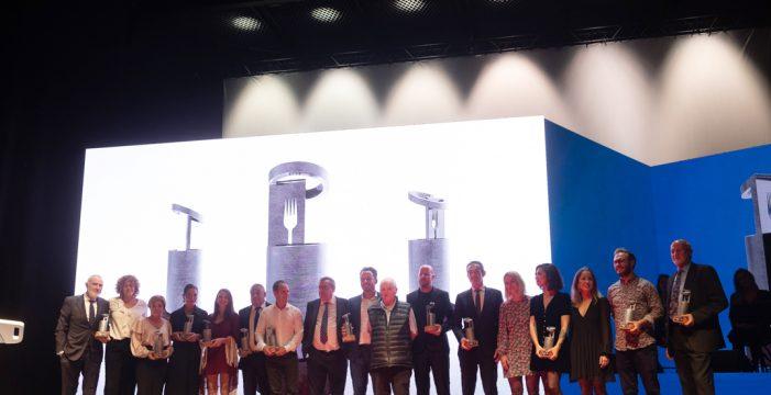 Así te contamos los XXXIV Premios de Gastronomía DIARIO DE AVISOS-Dorada Especial