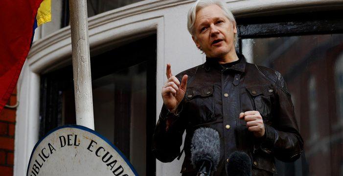 La Fiscalía sueca abandona su investigación contra Assange por presunta violación