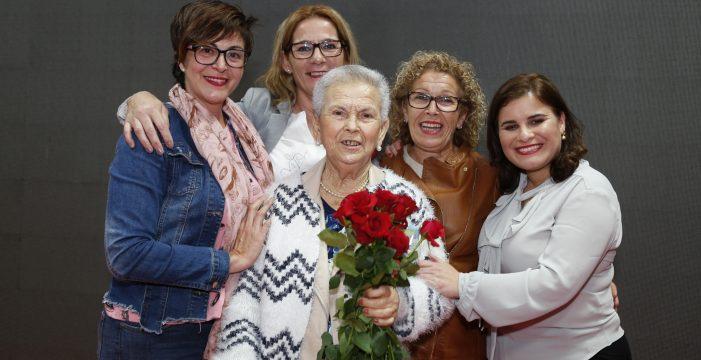 Luto en los socialistas de Candelaria por el fallecimiento de 'Laurita'