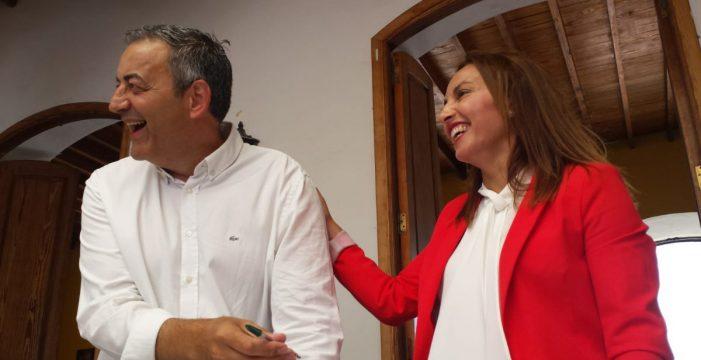 Moción de censura en Arico a la alcaldesa socialista y senadora reelegida Olivia Delgado