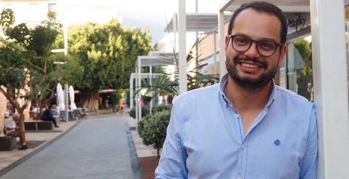 """Jordi Pérez Camacho (CC): """"El gran problema de Sodepal es el Cabildo, su principal deudor"""""""