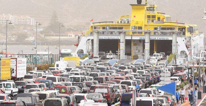 Fepeco denuncia el 'embudo' del puerto de Los Cristianos