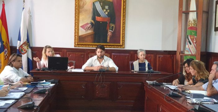 Consenso inicial para sacar la licitación del nuevo servicio de agua en Güímar