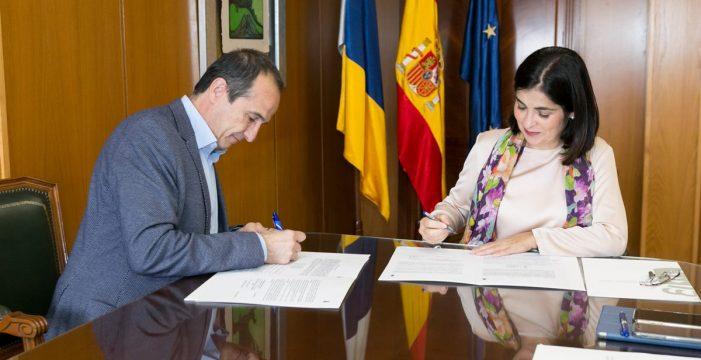 Se firma el contrato para el cierre del Anillo Insular de Tenerife