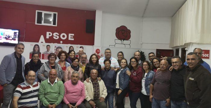 El PSOE llama a los ariqueros a manifestarse hoy ante la censura