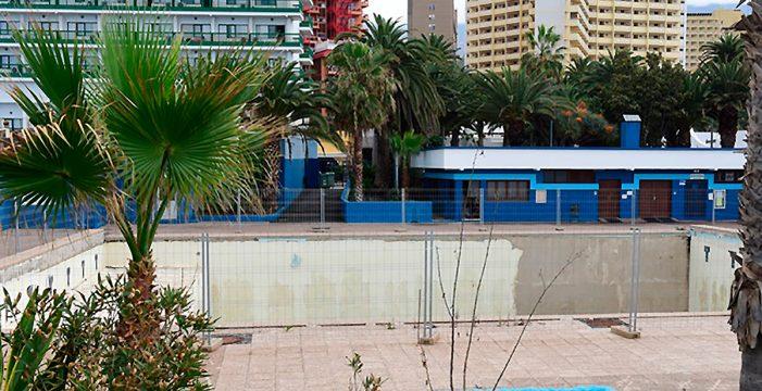 El Gobierno insular aprobará el martes la licitación de la piscina del Puerto de la Cruz