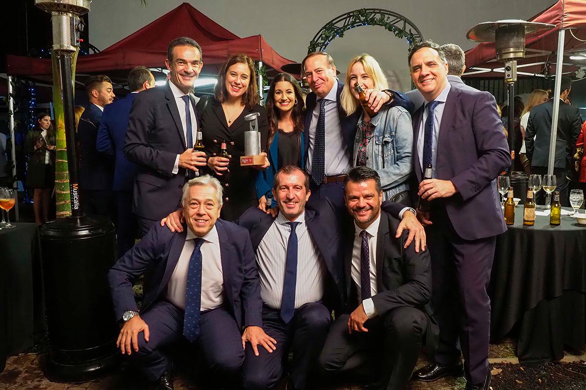 Emoción y lágrimas en la gala de Gastronomía DIARIO DE AVISOS-Dorada especial - Diario de Avisos