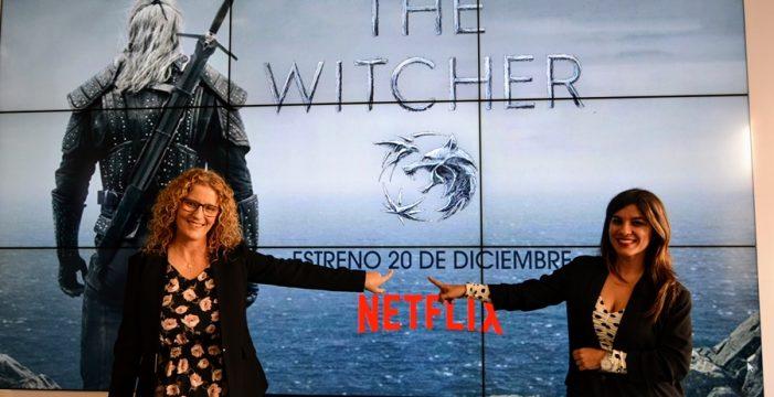 La Palma se pone de largo con el estreno de la serie 'The Witcher'