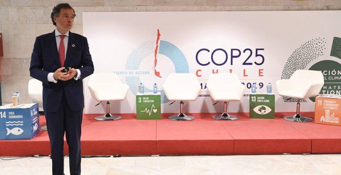 Endesa presenta en el marco de la COP25 un plan para que las Islas sean 100% renovables en 2040