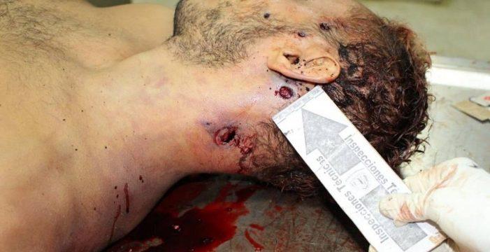 Entregan en La Haya pruebas que confirman la masacre chavista