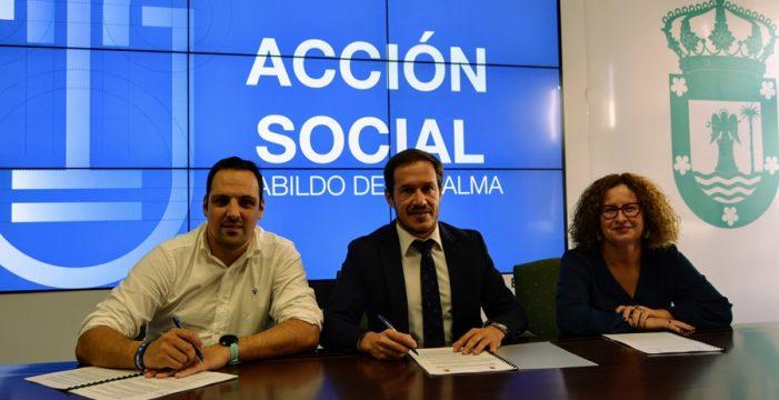 Convenio para la gestión de las residencias de mayores y dependientes de Breña Alta
