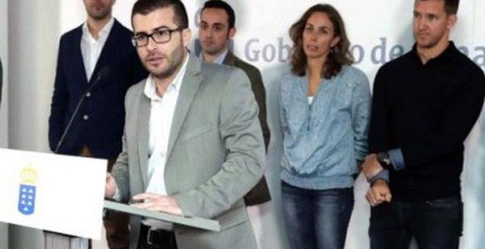 """Aridane González: """"Para aplicar la economía circular, Canarias no pueden ser ocho islas, sino un mismo territorio"""""""
