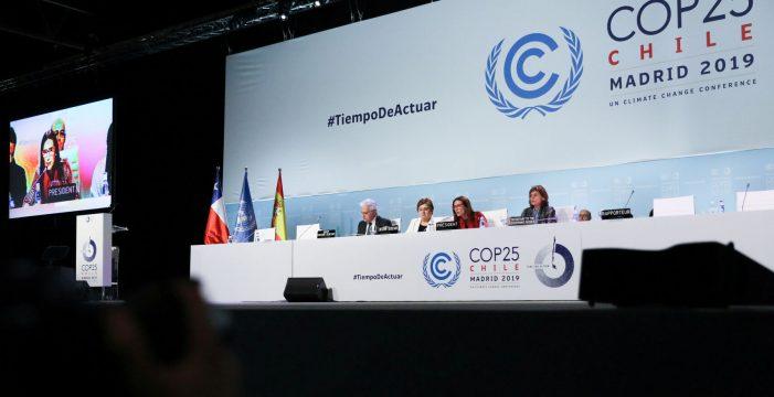 """La Cumbre del Clima salva la cara con un acuerdo para """"ser más ambiciosos"""" desde 2020"""