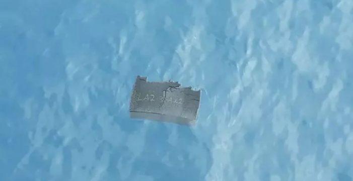 Hallan restos humanos en la zona de búsqueda del avión militar desaparecido