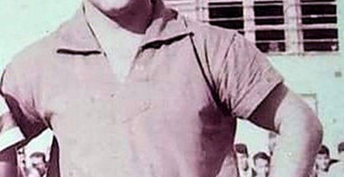 Chicho Ramos, un gran puntal tanto dentro del terrero como de docente