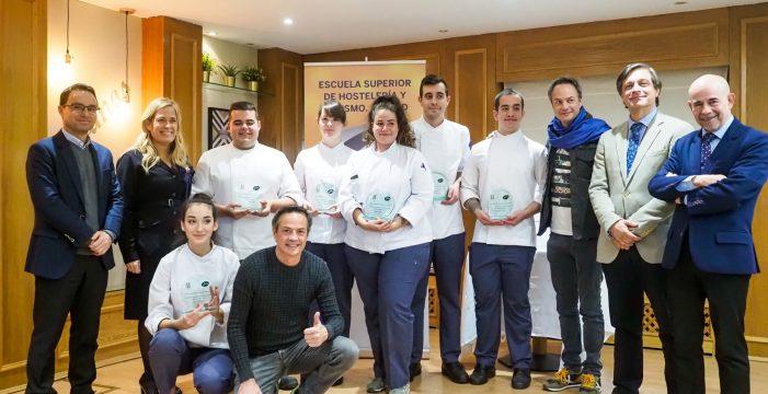 Laura Baile y Marcos Santamaría ganan el I Concurso Educativo Plátano de Canarias