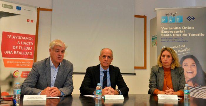 La Delegación de la Cámara en El Hierro atiende a más de 300 emprendedores en dos años
