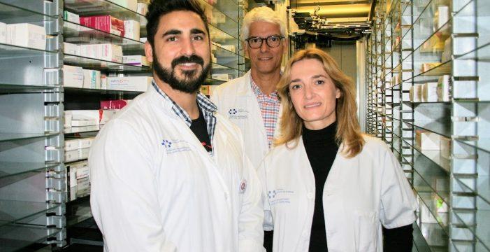 El Hospital La Candelaria premiado por su proyecto que mejora la atención en casos de esclerosis