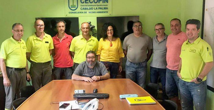 Fallece Kiko Hernández, el coordinador del Cecopin en La Palma