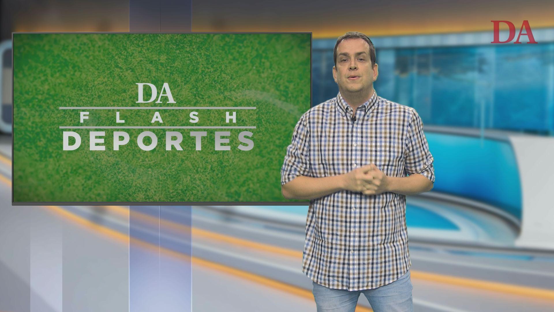 FLASH DEPORTES 30 DE DICIEMBRE