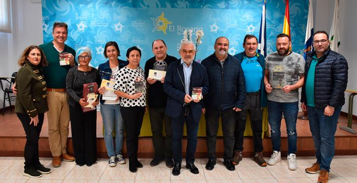 El Perenquén gana la Seta de Oro de la Ruta de la Tapa de El Rosario