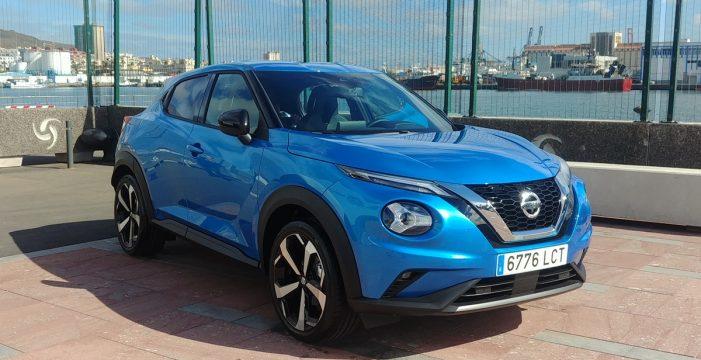 El Nissan Juke, Mejor coche de Canarias 2020