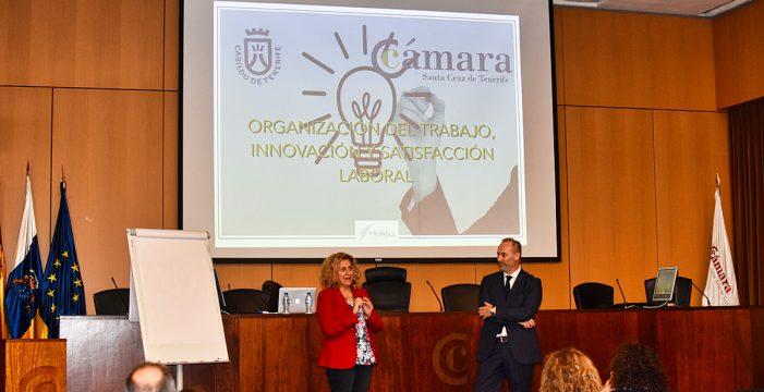 Cámara de Comercio y Cabildo de Tenerife fomentan la competitividad de las empresas impartiendo formación laboral
