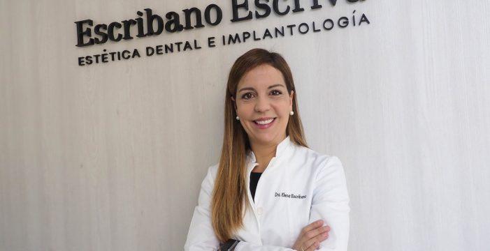 """Elena Escribano: """"La odontología estética te ayuda a sonreír sin complejos"""""""