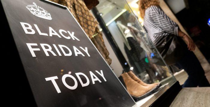 El fin de semana de descuentos del Black Friday se alargará toda una semana