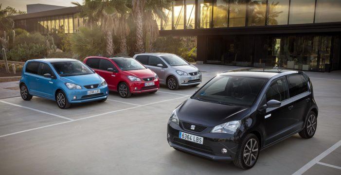 SEAT democratiza el vehículo eléctrico con un Mii asequible