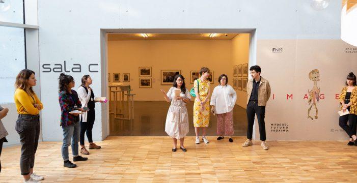 TEA ofrece dos visitas guiadas a las exposiciones de Fotonoviembre