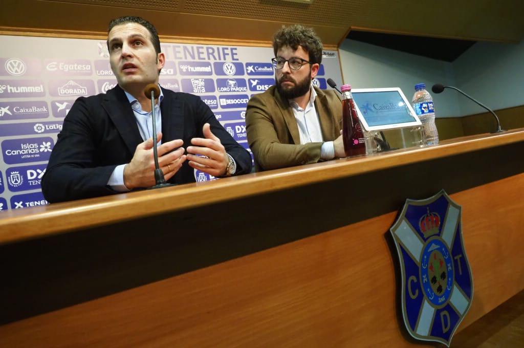 """Rubén Baraja: """"El grupo tiene la voluntad de mejorar"""". S.M"""