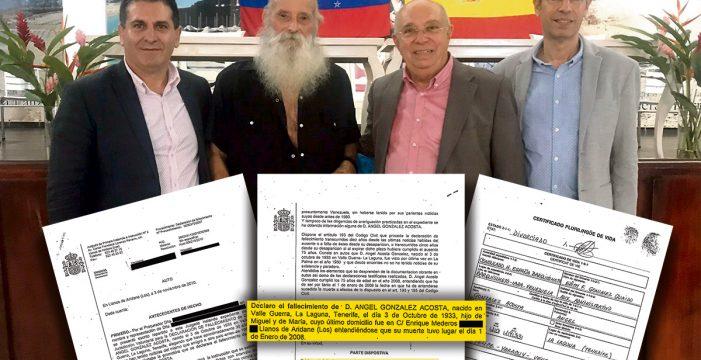 El Lázaro canario espera que el Gobierno le ayude a 'resucitar'