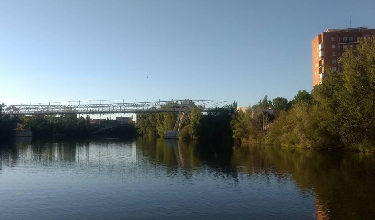 Río Pisuerga. Google