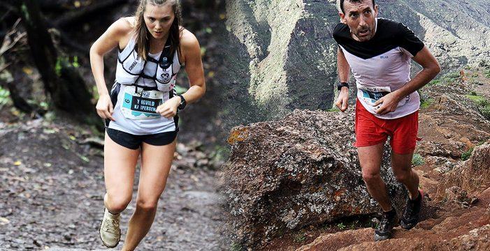 Kaspersen y Heras se hacen con la K42 Canarias Anaga Marathon