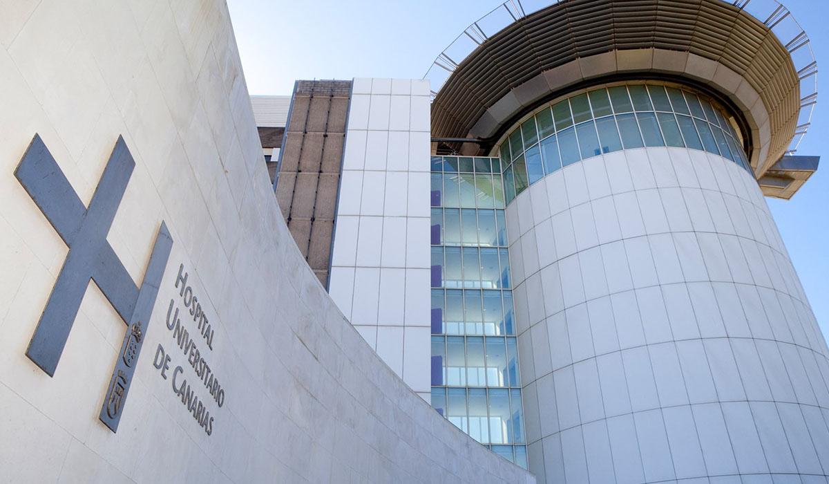 Hospital Universitario de Canarias (HUC). DA