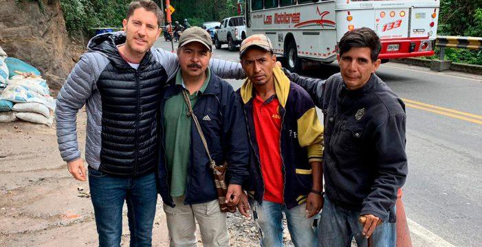 La ola de refugiados en Venezuela llega a cifras históricas