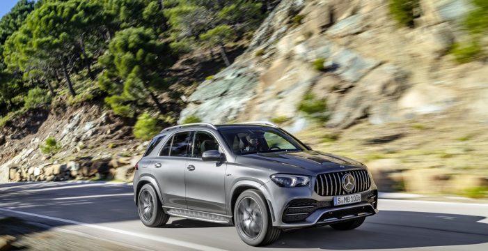 Continúa la electrificación de la gama de Mercedes-Benz