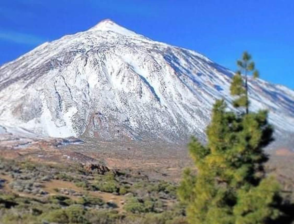Resultado de imagen de Teide