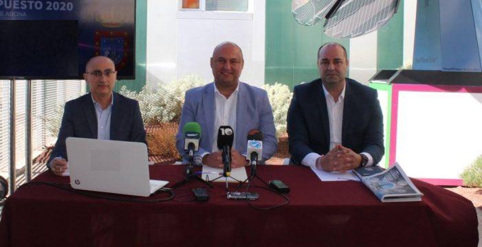 """Granadilla presenta un presupuesto """"social e inversor"""" de 44 millones"""
